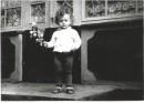 А это я в детстве, ну что ещё сказать - барашек))))