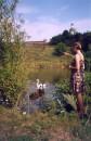 А это как было давно.... Я. молодая, чистая... На природе... :))