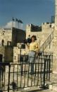 На съёмках 1993г.Израиль