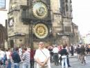 Прага Под часами