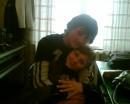 Я с Танюшкой на учкомбинате ;-))