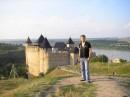 Говорят тут турков били... или татар.? Вобщем тема мордобоя не раскраты, но замок красивый...