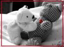 """...""""о том, как двое маленьких медвежат, Лола и Обещаешь, однажды нашли друг друга"""".....или   """"история плюшевых сердец.."""""""