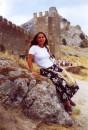 Все путешествия начинаются с первого шага...Судак, Геннуэзская крепость...
