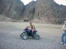 В пустыне