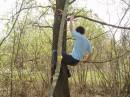 Аля Тарзан. Ето не я. Майские праздники 2006