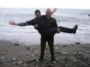Алушта ... море... =))