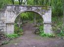 вход на караимское кладбище