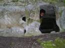 нет, действительно хотелось там пожить. на горе мы встретили аборигена. он сам москвич, но проводит на Тепе  около месяца в году