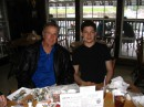 George Bush,ex-president of USA and me.2004 Eto ne  Fotomonaj,,It´s a Life