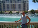 Las Vegas, Hotel Belagio.