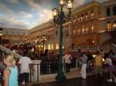 Las Vegas, Hotel Venetia.