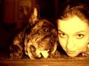 moja sobacka i ja.. :P