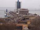 Приехать в Одессу и не увидеть море, как бы не так...