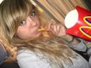 Люблю полезную пищу:-)