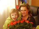 Я с дочерью Ульяной.