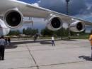 """Под крылом МЕЧТЫ - """"Мрія"""" Ан-225"""