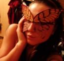 бабочка:))