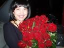 Я и мои розы :)