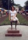 Облюбованный стульчик Остапа Бендера