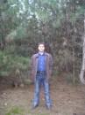 В лесу на Хортице, в Запорожье