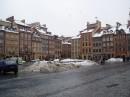Центральная площадь Варшавы