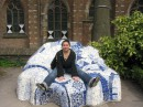 Какое замечательное кресло! Нидерланды, Дельфт, 2006 г.