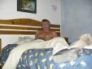 А это я тоже в Египте - в совём номере!!