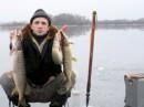 Люблю зимнюю рыбалку