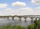 мост на днепре