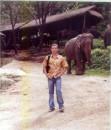 Деревня слонов Таиланд 2005