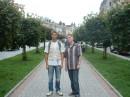 Літо 2005. Львів. Проспект Шевченка.