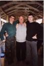 С лево на право:-))): Мой брат, мой Отец и Я:-)