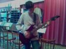 Я и гитара!Но я больше к Dance!