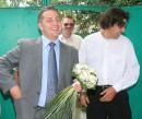 ...приехали мы как то с другом Вовкой забирать невесту !!! :)))) Херсон (1 июля 2006г.)