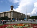 Киев. 2005 Площадь Независимости