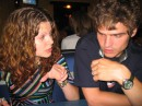 what was I talking about, huh?...blah blah...^_^ just with my gOOd friend 8)