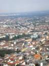 Берлин с высоты 203 метра