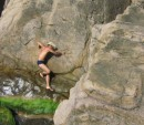 Типа альпинист