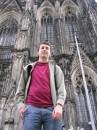 Возле собора Kolner Dom (Кёльн, Германия)