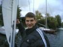 Осень, вода, яхта...