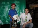 KARPATY SUMMER CUP 06: приз самому младшему участнику турнира