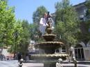 Я на фонтане:)