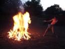 повелитель огня!