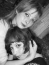 Это я со своей подругой Катёной