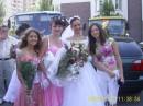 Это свадьба моей сестры, я была свидетельницей!