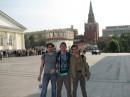 Троицкая башня. Вход в Кремль. Очередь желающих