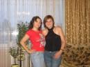 я и моя подружка Ленка