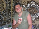 Чайхана в Мангуп-Кале (Крым, Большой Каньйон)