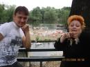 Я и Тетушка в Московском зоопарке